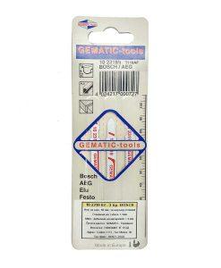 Нож за зеге Bosch за неръждаема стомана (инокс) Gematic 2