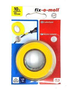 Изолирбанд 10 м 6000 V жълт fix-o-moll
