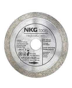 Диамантен диск за плочки премиум непрекъснат ръб