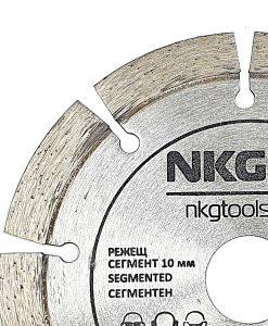 Диамантен диск за усилен бетон сегментен 2
