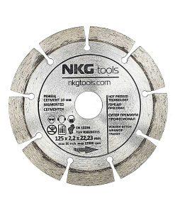 Диамантен диск за усилен бетон сегментен